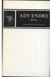 Ady Endre publicisztikai írásai I-III. kötet - Vezér Erzsébet - Régikönyvek