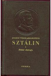 Sztálin - Alexandrov, G. F., Galaktjionov, M. R., Kruzskov, V. Sz., Mitjin, M. B. - Régikönyvek