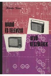 Rádió és televízió vevőkészülékek 1970-1971 - Kádár Géza - Régikönyvek