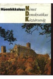 Műemlékkalauz - Baier, Gerd, Faber, Elmar, Hollmann, Eckhard - Régikönyvek