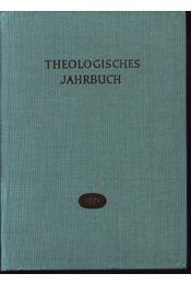Theologisches Jahrbuch 1971 - Danhardt,Albert - Régikönyvek