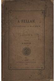 A Fellah - Aboute - Régikönyvek