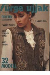 Fürge ujjak 1994. XXXVIII. évfolyam (teljes) - Soós Éva (szerk.) - Régikönyvek