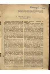 A bolharák mészigénye - Szabó Zoltán, ifj. dr. - Régikönyvek