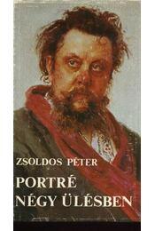 Portré négy ülésben - Zsoldos Péter - Régikönyvek