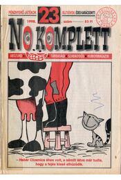 No komplett 1998. 23. szám - Böröcz Nándor (szerk.) - Régikönyvek