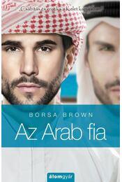 Az Arab fia - Borsa Brown - Régikönyvek