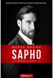 Sapho - Második rész - Borsa Brown - Régikönyvek