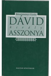 Dávid király asszonya - Böszörményi Gyula - Régikönyvek