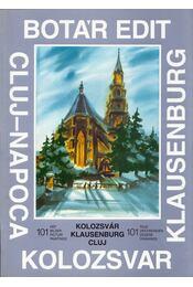 Történelmi Kolozsvár - Botár Edit - Régikönyvek
