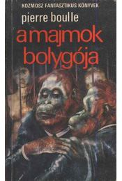 A majmok bolygója - Boulle, Pierre - Régikönyvek