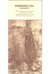 Brankovics Éva festőművész (dedikált) - Régikönyvek