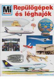 Repülőgépek és léghajók - Braunburg, Rudolf - Régikönyvek