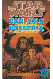 Han Solo bosszúja - Brian Daley - Régikönyvek