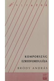 Kompország ezredfordulója - Bródy András - Régikönyvek