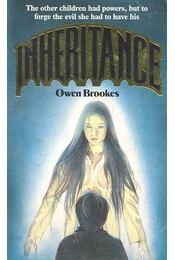 Inheritance - BROOKES, OWEN - Régikönyvek