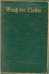 Buch der Lieder (mini) - Heine, Heinrich - Régikönyvek