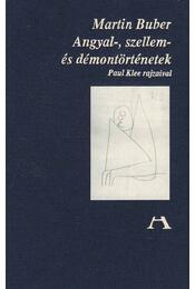 Angyal-, szellem- és démontörténetek - Buber, Martin - Régikönyvek