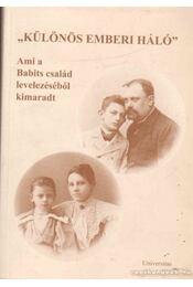 ''Különös emberi háló'' - Buda Attila - Régikönyvek
