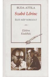 Szabó Lőrinc - Buda Attila - Régikönyvek