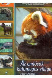Az emlősök különleges világa - Buday Andrea - Régikönyvek