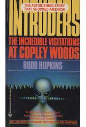 Intruders - Budd Hopkins - Régikönyvek