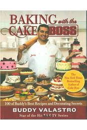 Baking with the Cake Boss - Buddy Valastro - Régikönyvek