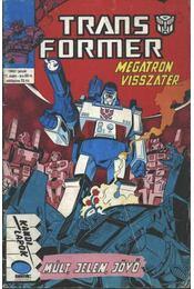 Transformer 1993/1. 11. szám - Budiansky, Bobb - Régikönyvek