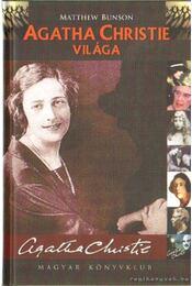 Agatha Christie világa - Matthew E. Bunson - Régikönyvek