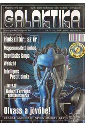 Galaktika 217. XXIX. évf. 2008. április - Burger István - Régikönyvek
