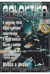 Galaktika 219. XXIX. évf. 2008. Június - Burger István - Régikönyvek