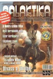 Galaktika 232. XXX. évf. 2009. július - Burger István - Régikönyvek