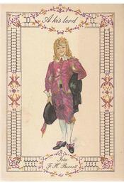 A kis lord - Burnett, Francis Hodgson - Régikönyvek