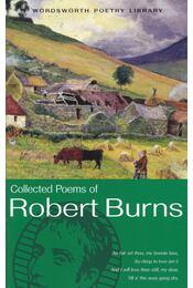 Collected Poems of Robert Burns - Burns Róbert - Régikönyvek