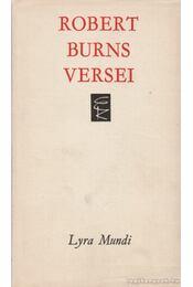 Robert Burns versei - Burns Róbert - Régikönyvek