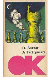 A Tatárpuszta - Buzzati, Dino - Régikönyvek