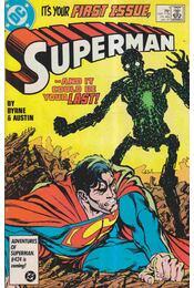 Superman 1. - Byrne, John, Austin, Terry - Régikönyvek