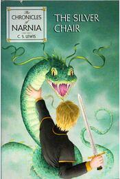 The Chronicles of Narnia Book Six: The Silver Chair - C.S. Lewis - Régikönyvek
