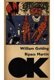 Ripacs Martin - William Golding - Régikönyvek