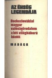 Az éhség legendája - Turczel Lajos - Régikönyvek