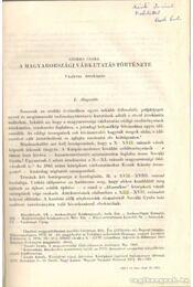 A magyarországi várkutatás története (dedikált) - Csorba Csaba - Régikönyvek