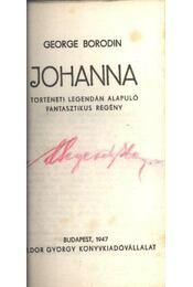 Johanna - Borodin, George - Régikönyvek