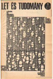 Élet és tudomány 1975. I-II. kötet - Fenyő Béla - Régikönyvek