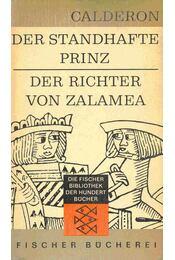 Der standhafte Prinz - Der Richter von Zalamea - Calderón - Régikönyvek