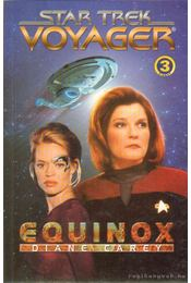 Star Trek Voyager - Equinox - Carey, Diane - Régikönyvek