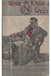 Der Genie-Kaiser und die Welt - Carl Bleibtreu - Régikönyvek