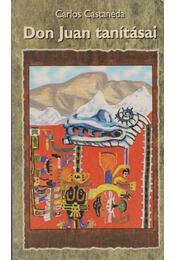 Don Juan tanításai - Castaneda, Carlos - Régikönyvek