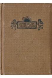 Parsifal mesék (mini) - Chamberlain, Houston Stewart - Régikönyvek