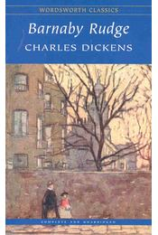 Barnaby Rudge - Charles Dickens - Régikönyvek