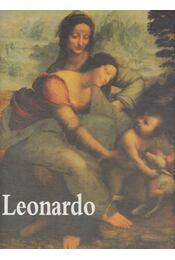 Leonardo da Vinci festői életműve - Chastel, André, Chiesa, Angela Ottino Della - Régikönyvek